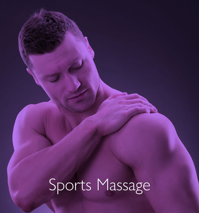 Learn Sports Massage
